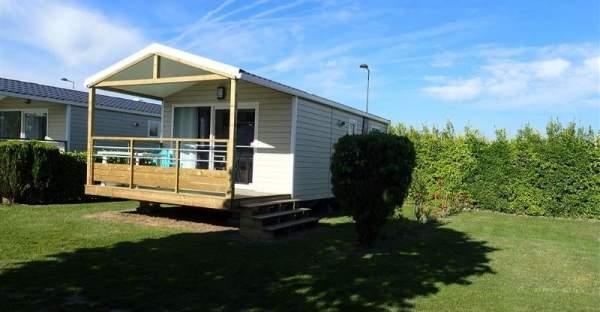 Location Mobil home Lodge75 Finistère-sud