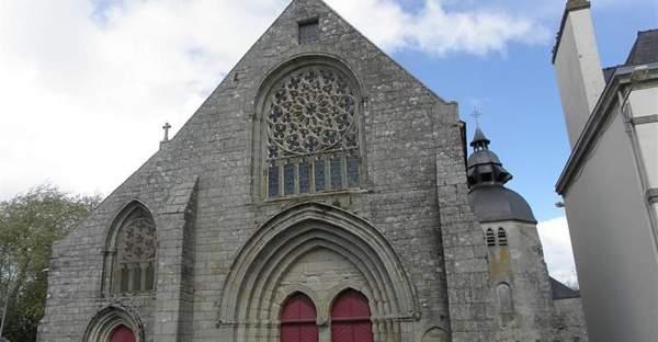 Église de Pont l'Abbé en Finistère-sud